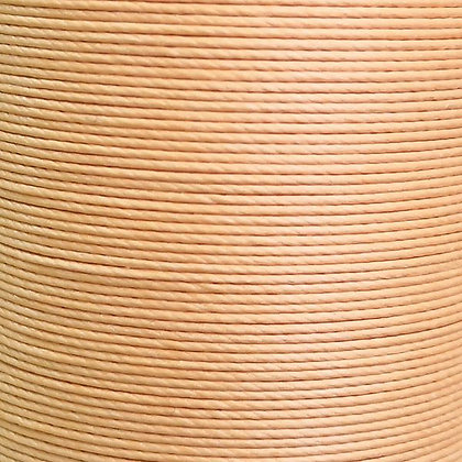 Superfine Waxed Linen Thread |  Apricot | MS048