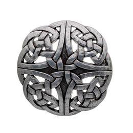 3D Belt Buckle | Celtic Knot Design