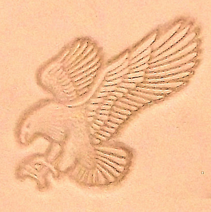 Tandy Leather | Attack Eagle 3-D Stamp | 8514-00
