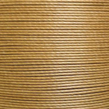 Meisi Waxed Linen Thread   Gold   MS055