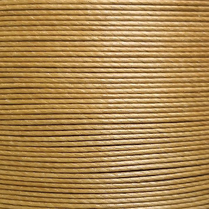 Superfine Waxed Linen Thread | Gold | MS055