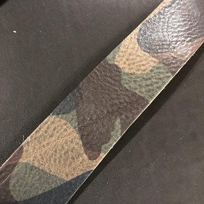 Leather Strap | El Vaquerro | Grigio
