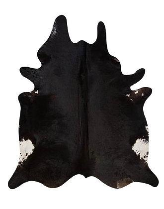 Cowhide Rug | Black