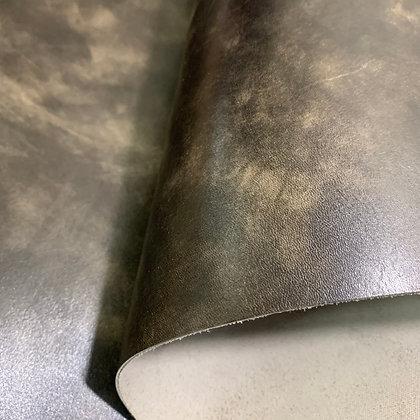 Museum Calf | Steel Grey | Ilcea Conceria