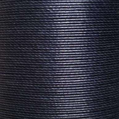 Superfine Waxed Linen Thread   Dark Blue   MS079