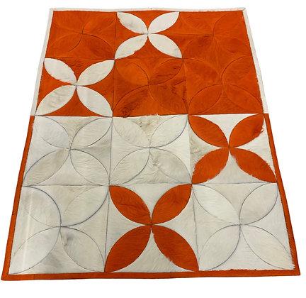 Cowhide Design Rug | Petalo