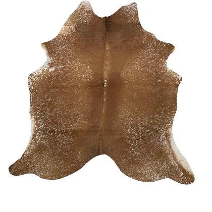 Cowhide Rug   Brown Speckle   L   10076