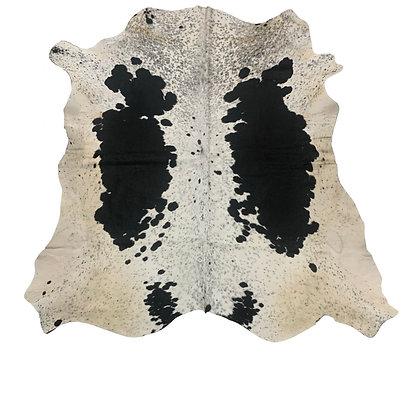 Nguni Cowhide Rug   Black Speckle   L   10088