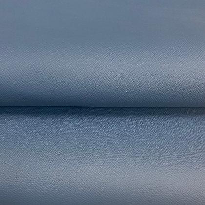Epsom Leather   Blue Jean   1sqft Panel