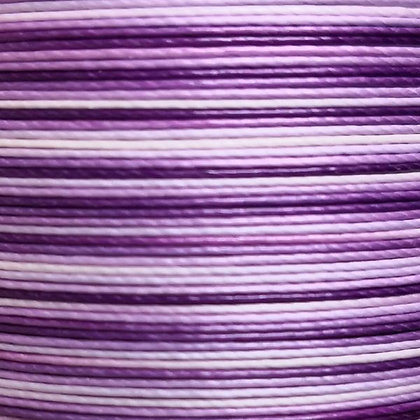 Superfine Waxed Linen Thread | Gradient Purple | MS070