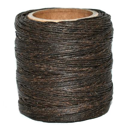 Waxed Polycord   Chestnut   Maine Thread