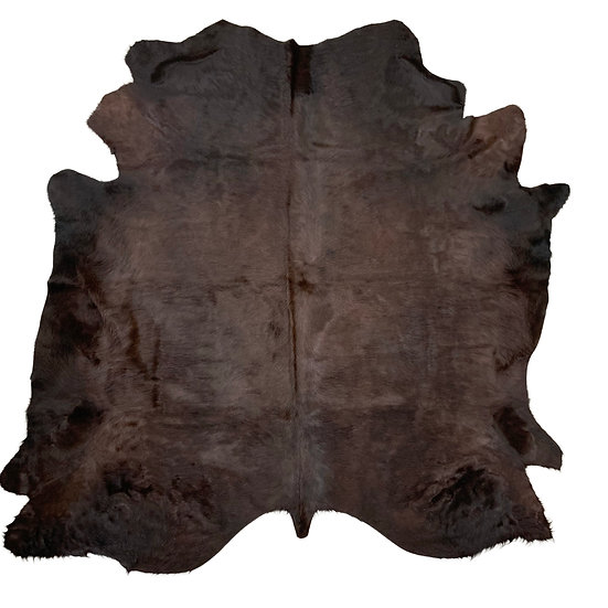 Italian Dyed Cowhides | Chocolate