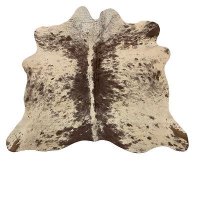 Cowhide Rug | Brown Speckle | M | 10089