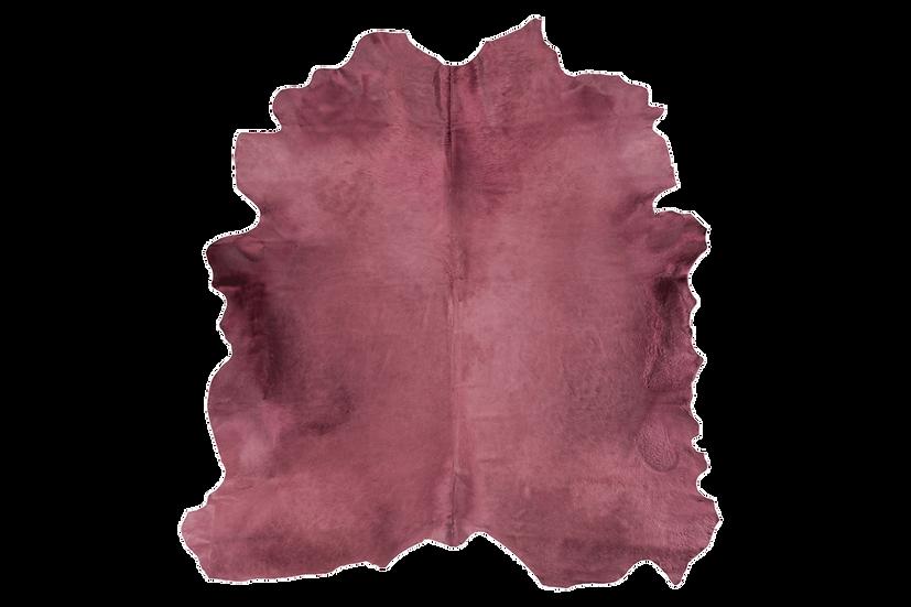 Italian Dyed Cowhides | Amethyst