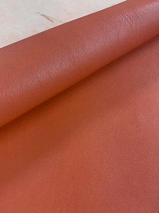Agnelli Sheep Burnegi | Mandarin Orange | Conceria Effegi