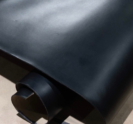 Horween Leather   Chromexcel   Black