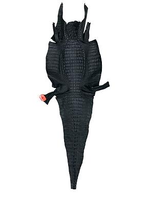 Caiman Hornback Skin | Black | 20-24cm