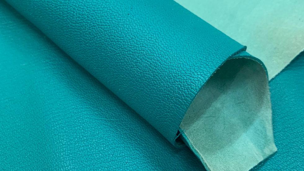 French Chevre Crispee | Turquoise