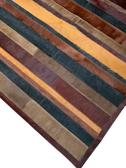 Cowhide Design Rug | Scirocco | 135cm x 210cm
