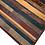Thumbnail: Cowhide Design Rug | Scirocco | 135cm x 210cm