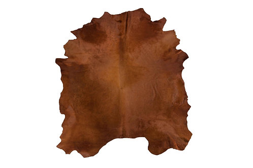 Italian Dyed Cowhides | Cacao