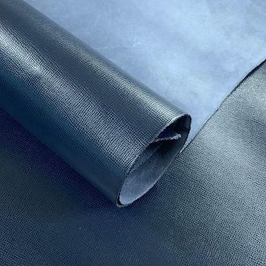 Mini Franzy Leather | Dark Navy