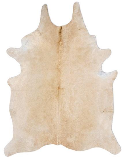 Cowhide Rug Natural Beige