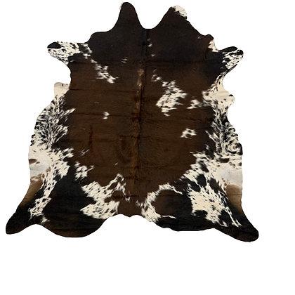 Cowhide Rug | Brown Speckle | M | 10070