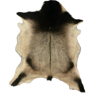 Goat Hide Rugs | Natural Pattern |10274