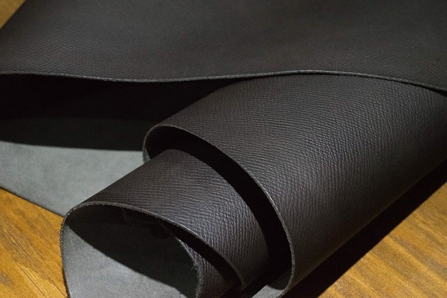 Horween Leather | Russian Hatch Grain | Expresso