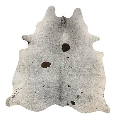 Cowhide Rug   Black Speckle   L   10074