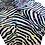 Thumbnail: Cowhide Design Rug | Zebrafly