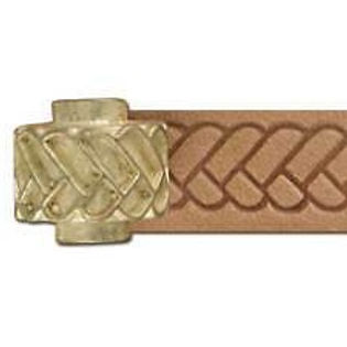 Tandy Leather | Braid Embossing Wheel | 8092-06