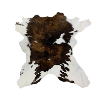 Calf Hide Rugs   Tri Colour   XS cowhides
