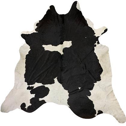 Cowhide Rug | Black and White | XL | 10104