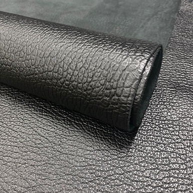 Cartier Pebble Leather | Black | Italy