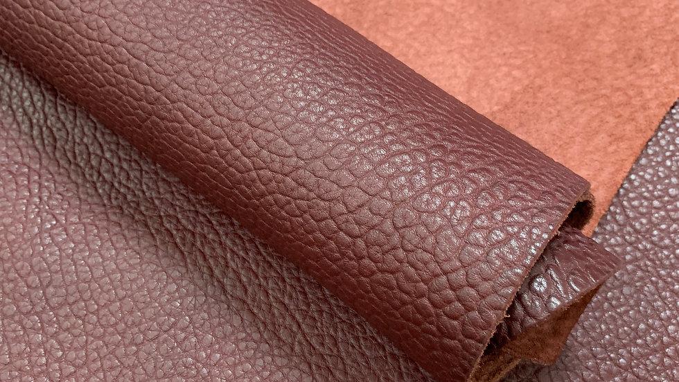 Cartier Pebble Leather  | Cognac
