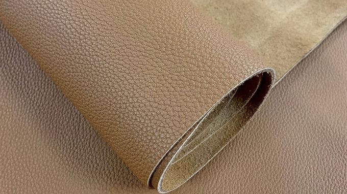 Togo Shrunken Calf Leather | Fauve