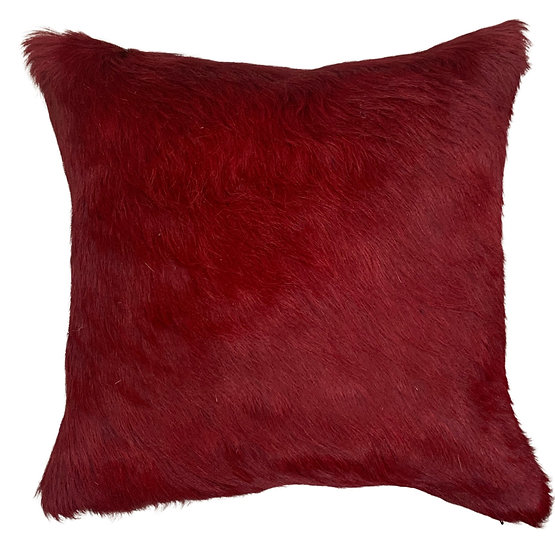 Cowhide Cushion | Soho  | Sangue