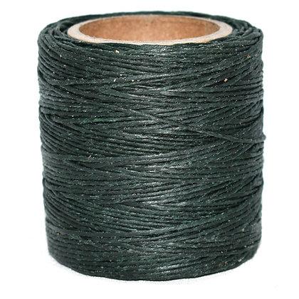 Waxed Polycord | Emerald | Maine Thread