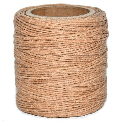 Waxed Polycord | Bark Tan | Maine Thread
