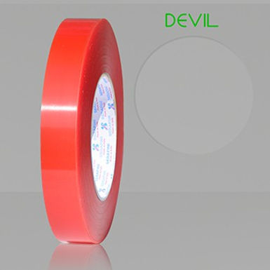 Devil Tape Double Sided Adhesive Tape with Flexible Backing 50m