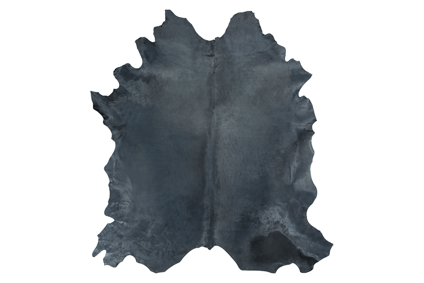 Italian Dyed Cowhides | Graphite