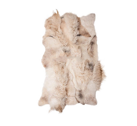 Sheepskin Design Rug | Multilayer | Melange