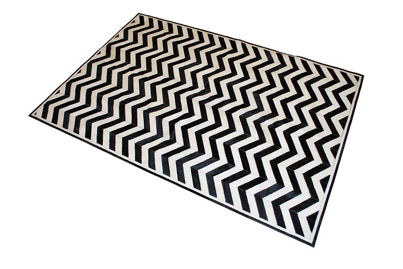 Cowhide Design Rug | No.10 | 130cm x 190cm