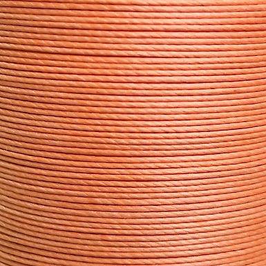 Meisi Waxed Linen Thread    Tangerine   MS015