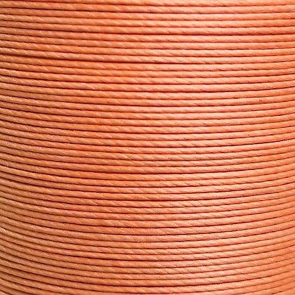 Meisi Waxed Linen Thread |  Tangerine | MS015