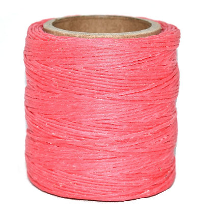 Waxed Polycord | Hot Pink | Maine Thread