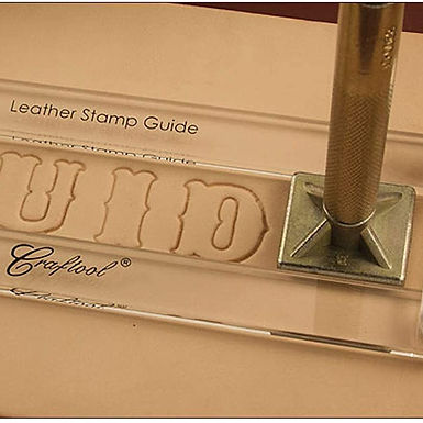 Tandy Leather Leather | Stamp Guide | 3603-00