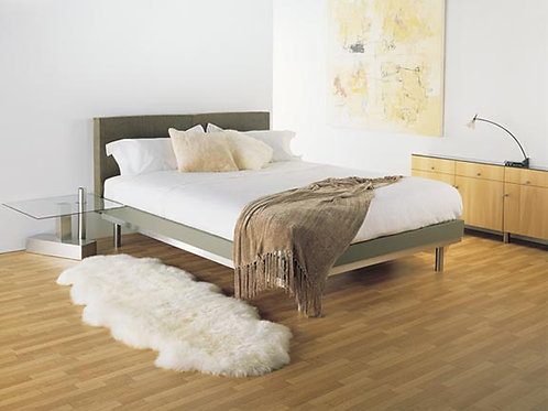 Longhair Sheepskin Rug | Two Piece
